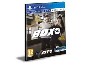 BOXVR | Ps4 | Psn | Mídia Digital