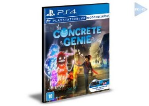 Concrete Genie | Ps4 | Psn | Mídia Digital