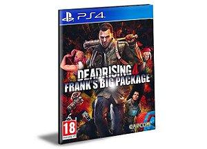 Dead Rising 4: Frank's Big Package Português Ps4 e Ps5 Psn  Mídia Digital