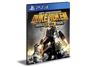 Duke Nukem 3D 20th Anniversary World Tour PS4 e PS5 PSN  MÍDIA DIGITAL
