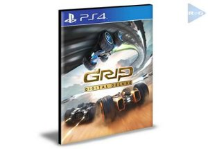 GRIP Digital Deluxe | PS4 | PSN | MÍDIA DIGITAL