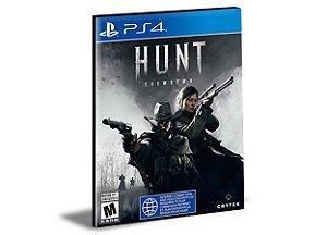 Hunt Showdown Ps4 e Ps5 Psn Mídia Digital