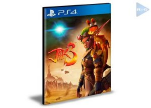 Jak 3 Ps4 e Ps5  Psn  Mídia Digital