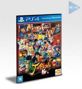 J-stars Victory Vs+ Launch Bundle  Ps4 - Psn Mídia Digital