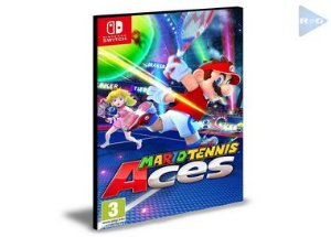 Mario Tennis Aces | Nintendo Switch | Mídia Digital
