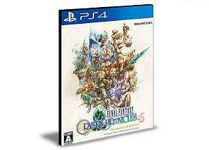FINAL FANTASY CRYSTAL CHRONICLES Remastered Edition PS4 e PS5 PSN  MÍDIA DIGITAL