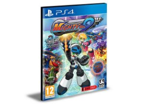 Mighty No. 9  Português  Ps4 e Ps5 Psn  Mídia Digital