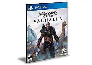 Assassins Creed Valhalla  Ps4  - Mídia Digital