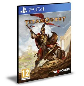 Titan Quest Ps4 e Ps5 Psn Mídia Digital