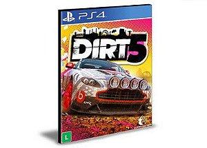DIRT 5 PS4 e PS5 PSN MÍDIA DIGITAL