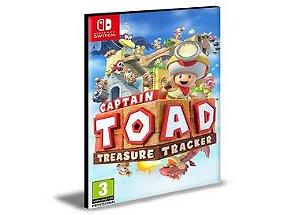 Captain Toad Treasure Tracker | Nintendo Switch | Mídia Digital