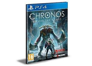 Chronos: Before the Ashes Ps4 e Ps5 Psn  Mídia Digital