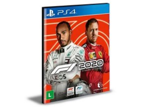 F1 2020 Português PS4 e PS5 PSN  MÍDIA DIGITAL