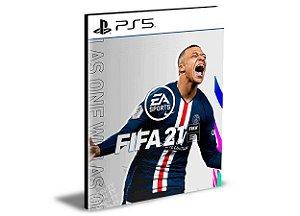 FIFA 21  Ps5  Português - Psn Mídia Digital