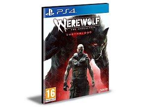 Werewolf The Apocalypse  Earthblood  PS4  Psn  Mídia Digital