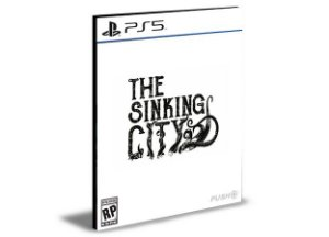 The Sinking City Português  PS5 PSN MÍDIA DIGITAL