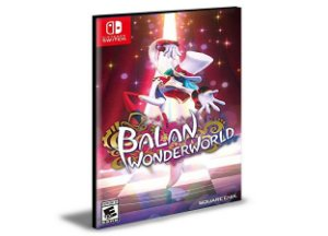 BALAN WONDERWORLD NINTENDO SWITCH Mídia Digital