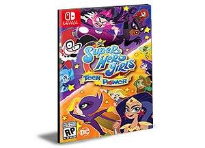 DC Super Hero Girls Teen Power NINTENDO SWITCH Mídia Digital