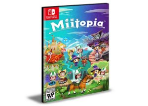 Miitopia  NINTENDO SWITCH Mídia Digital