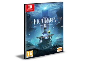 Little Nightmares II  Português  Nintendo Switch Mídia Digital