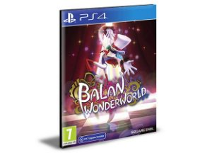BALAN WONDERWORLD  Ps4 Português Psn Mídia Digital