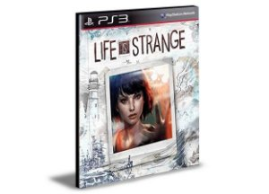 Life Is Strange Ps3  Psn  Mídia Digital