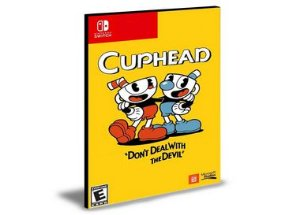 Cuphead Nintendo Switch Mídia Digital