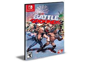 WWE 2K Battlegrounds Nintendo Switch Mídia Digital