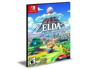 The Legend of Zelda Links Awakening  Nintendo Switch  Mídia Digital