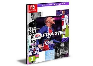 FIFA 21 Nintendo Switch Mídia Digital