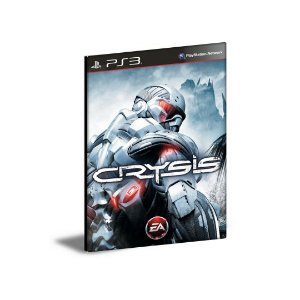 CRYSIS 1  Ps3  Psn Mídia Digital