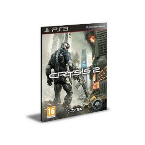 CRYSIS 2  Ps3  Psn Mídia Digital