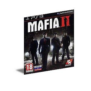 MAFIA 2 PS3 PSN Mídia Digital