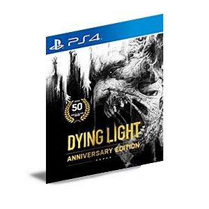 Dying Light Anniversary Edition PS4 e PS5 PSN  MÍDIA DIGITAL