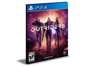 OUTRIDERS PS4 PSN MÍDIA DIGITAL