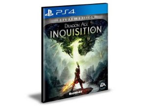 Dragon Age: Inquisition Deluxe Edition Ps4 e Ps5  Psn  Mídia Digital