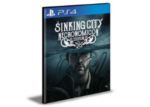 The Sinking City Necronomicon Edition  Ps4 e Ps5  Psn  Mídia Digital