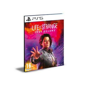 Life is Strange True Colors Ps5 Psn Mídia Digital