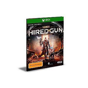 Necromunda Hired Gun Xbox One e Xbox Series X|S Mídia Digital