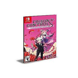 Poison Control Nintendo Switch Mídia Digital