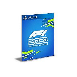 F1 2021 Português PS4 PSN  MÍDIA DIGITAL