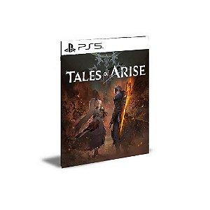 Tales of Arise  Ps5 PSN  MÍDIA DIGITAL