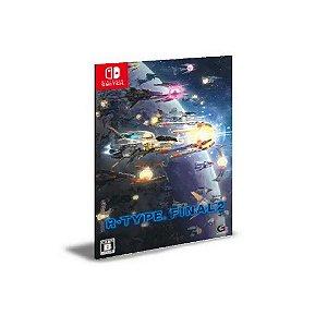 R-Type Final 2 Nintendo Switch MÍDIA DIGITAL