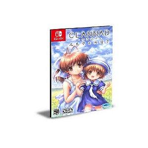 CLANNAD Side Stories Nintendo Switch Mídia Digital