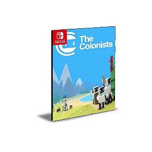 The Colonists Nintendo Switch Mídia Digital