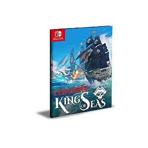 King of Seas Nintendo Switch Mídia Digital