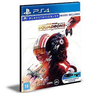 STAR WARS Squadrons PS4 e PS5  Psn  Mídia Digital