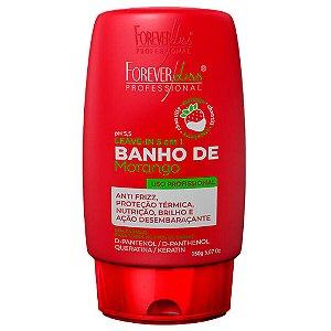 Forever Liss Leave-in Banho De Verniz Morango 150g
