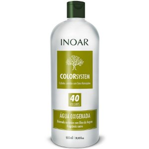 Inoar Água Oxigenada Ox 40 Volumes Color System 900ml