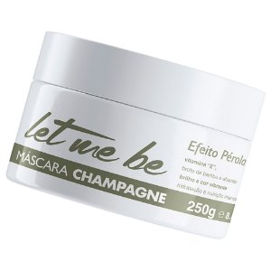 Máscara Matizador Champagne Blond Expert Let Me Be 250g